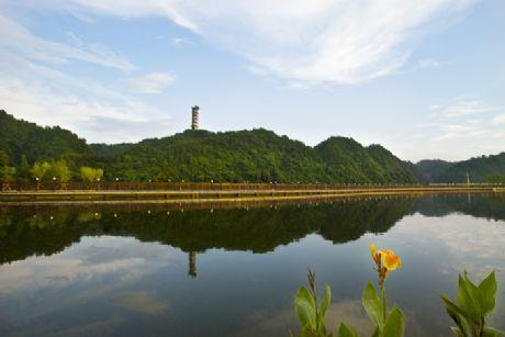 大地必威官网亚洲体育-黄山横江公园项目工程